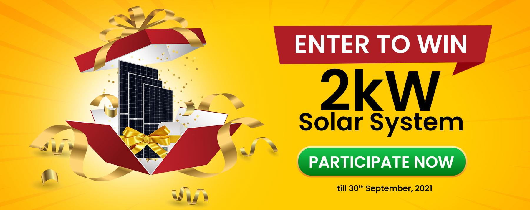 Win 2kW Solar System